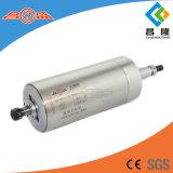 Manufactre 1.5kw wassergekühlter Hochgeschwindigkeitsasynchroner Spindel-dreiphasigmotor für hölzernen schnitzenden CNC-Fräser