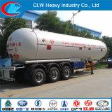 autocisterna del gas GPL del propano liquefatta 30t 60cbm