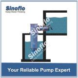 Hohes Strömung-Trinkwasser-versenkbare Sumpf-Bewässerung-Pumpe