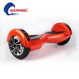 2015 caliente Dos monociclo rueda de control de batería Samsung Auto Equilibrio Scooter eléctrico Mini Auto Inteligente Equilibrio Motor monopatín