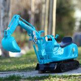 Езда 2016 малышей на автомобиле игрушки, миниой электрической землечерпалке