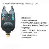 Frete Grátis Wholesale Wireless Carp Fishing Bite Alarm