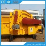 Fibre de vente chaude concasseuse complète en bois de machine écrasant la machine Ly-1400-700