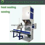 Machine à ensacher semi automatique d'alimentation des animaux de soudure à chaud