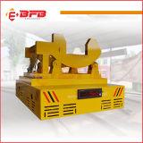 Carrello di sollevamento idraulico di trasferimento della guida per l'acciaieria