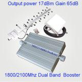 Répéteur à deux bandes St-1090A de la mini de taille servocommande 900/1800MHz GM/M de signal