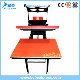 Máquina manual de alta pressão da transferência térmica de grande formato (70X100cm)