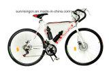 山の自転車Track001