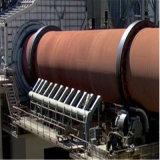 Estufa giratória do único cilindro para o cimento, cal, pelotas do minério de ferro