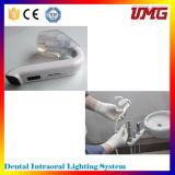 Indicatore luminoso orale dell'esame del prodotto LED di cura
