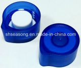 Tampa plástica com o tampão do silicone/frasco/tampa do frasco (SS4310)