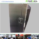 Peças inoxidáveis da fabricação de metal da chapa de aço da precisão feita sob encomenda