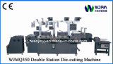 Stansmachine met Double Station (WJMQ-350)
