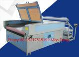 Macchina per incidere del laser della taglierina del laser del metalloide del CO2 per tessuto