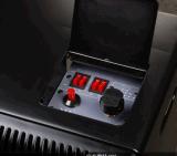 Bewegliches Gas/elektrische Heizung mit 3plate Hight Leistungsfähigkeits-keramischem Brenner Sn08-D