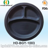 "10 "" Disposable biodegradável Plastic Plate para Dinner"