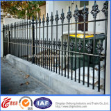 Dekoratives Residential Wrought Iron Fence/Lawn und Garten Fence