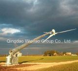 Torretta idraulica galvanizzata Hot-DIP del vento