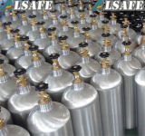 150bar, 200baralsafe Aluminium Gas Cylinder