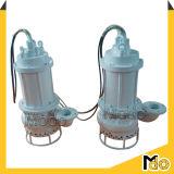 bomba sumergible centrífuga de la mezcla de las aguas residuales 380volt