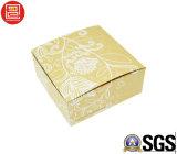 ハイエンドクラフト紙ボックス、クラフト紙のカード箱は、有能なクラフトの紙箱を折る