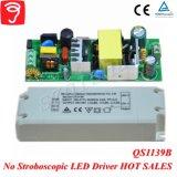 tensione completa esterna 30-40W nessun driver stroboscopico del LED con Ce TUV