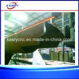 Het automatische Staal van de Vorm/CNC van het Profiel van de Pijp de Scherpe Machine van de Vlam van het Plasma