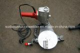 Machine de soudure à montage en tuyaux en PEHD Sud355h