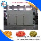 480kg pro Stapel-Industrie-Nahrungsmitteltrockner für Nahrung