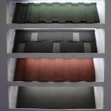 Плоский тип плитки крыши металла