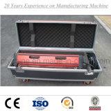 Machine van de Transportband PVC/PU van Luchtkoeling 900mm De Draagbare Verbindende