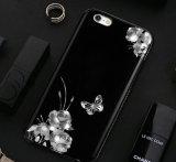 Het Glanzen van de luxe het Nieuwe Geval van de Telefoon de Gevallen van PC van het ElektroPlateren Rugdekking voor iPhone 7/7plus