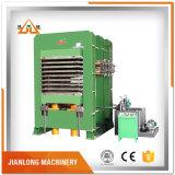 Máquina caliente de la prensa de las capas para la tarjeta de la madera contrachapada y de la decoración