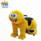 Sale를 위한 장비 Coin Operated Walk Animal 바브 Rides Toy Car