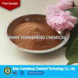 Lenhina alcalina como a água do cimento que reduz aditivos