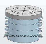machine de test de compactage d'affichage numérique de 2000kn Avec le bâti entier de bâti
