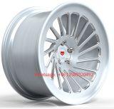 Aluminium A356 fasst Auto Vossen Replik-Legierungs-Räder ein