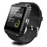 Bluetooth intelligente Stützfernmusik-Armbanduhr der Uhr-U8