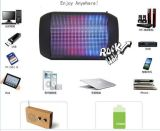 LED Light Flashing와 Laptop, Computer, Mobile Phone 또는 Any Portable Audio Player를 위한 USB Port Fmradio를 가진 Bluetooth Speaker