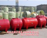 FRPの容器の工場(GRPタンク)