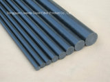 Fibre Rod de carbone personnalisée par poids léger de haute résistance