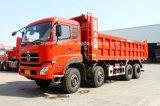 Autocarro con cassone ribaltabile pesante del ribaltatore dell'HP 8X4 di Dongfeng 350/autocarro con cassone ribaltabile pesante/camion pesante/ribaltatore pesante