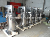 Máquina tubular de alta velocidade do centrifugador de separador da água do óleo da eficiência elevada de Gf105-J