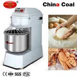 Máquina de massa de pão elétrica automática da velocidade dobro