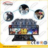Teatro móvil del equipo 7D del cine caliente de la venta 5D para la venta