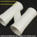 Пластичный штуцер трубы - штуцер трубы водопровода PVC - H-Форменный штуцеры
