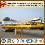 Aanhangwagen/Oplegger van de Container 50tons van het nut 40FT Flatbed Semi