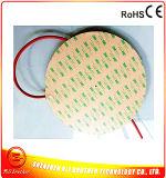 подогреватель принтера силиконовой резины 3D диаметра 270*1.5mm 220V 220W