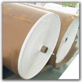 Papel de transferencia seco rápido de la sublimación del rodillo enorme 100GSM con gran calidad