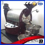 Tostador de café ampliamente utilizado de la calefacción eléctrica/de gas
